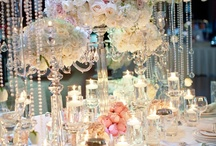 WEDDING RECEPTION & EVENT DECOR / Sales & Rentals of Extraordinary Wedding & Event Decor. Serving Kamloops and the B.C. Interior, Canada. www.AglowWeddings.com / by AGLOW BRIDAL LOUNGE