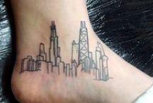 tattoos / by emily Heniken
