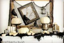 Halloweenie / Halloween vintage party decorating  / by Katherine McMullen