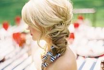 Hair we go! =)  / by Amanda Giesey