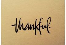 Thankful for / by Barbara ...... Saved By The Grace Of God