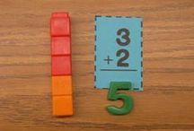 Classroom Ideas (Math) / by Angélique Bisaillon