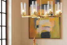 Mod Lighting & Style / Geometric, architectural designs from the '60s and '70s energize any room. / by Rejuvenation