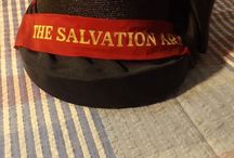 Salvation Army / I was born into this church. My dad and other family members were Officers and members.   / by Jane Elizabeth Bowman