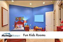Fun Kids Rooms / by Meritage Homes