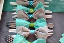 party planning/seasonal decorations / by Sadie Brink