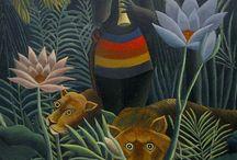 Henri Rousseau / by Anne Kreider