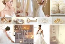 wedding inspiration / wedding inspiration for myself / by Alicia Ambrose