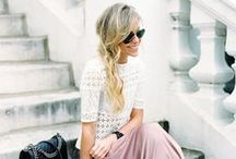 M Y // S T Y L E / Outfits I Love + Pieces I Want To Buy / by The Girl Kyle