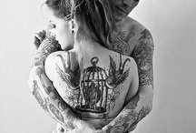 tattoo love / by Gina Cuccinello