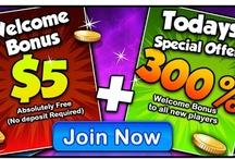 Streak Casino Bonuses / by Streak Gaming