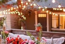 Outdoors Decor/ Relax / by MJ Vasquez