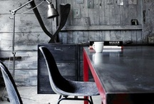 color: black + grey / by Bambeco