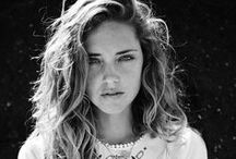 {Black and White Portraits} / by Sharon Troyer