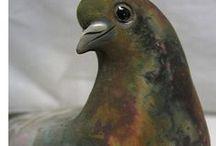 Sculpture - Ceramic Creatures  / by Joanna Mann