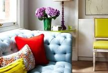 Color! / by Melissa Lenox Design
