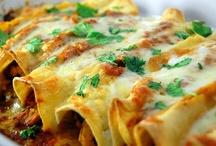 Main Dish Recipes / by Tammy Marshall