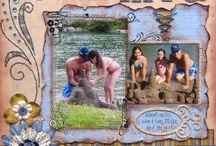 scrapbooking / by Tammy Marshall