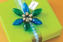 Gift Wrapping  / by Tammy Marshall