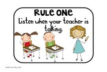 SLP-Rules for Kiddos / by Lisa Del Rio