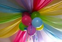 Party Ideas and decorations / by Tammy Marshall