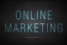 Online Marketing / The best infographics and ressources on digital marketing, online communications, seo, content strategy and social media. / by Juan Venegas