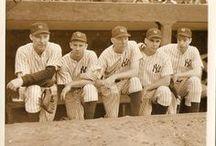 New York Yankees & Baseball / by Tony Zamora