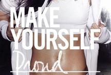Just do it :) / by Lauren Collie