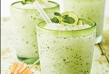 Fancy Yummy Drinks / by TenaMoore.com