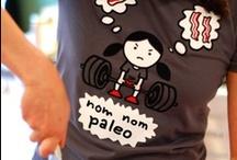 Paleo & Gluten Free / by TenaMoore.com