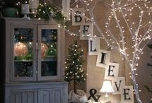Christmas/Winter / by Brianna Becvar