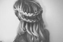 hair  / by Emmile Wehrle