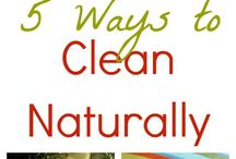 Cleaning Tips/Tricks / by Rachel Wells