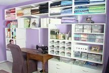 Craftroom Ideas / by Rachel Wells
