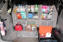 Car Organization / by Rachel Wells