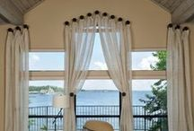 Curtains / by Rachel Wells