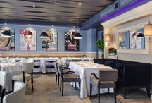 The Dining Room / by Central Restaurant Products