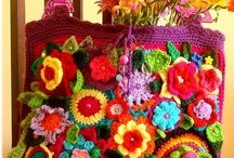 Crochet Bags / by Belinda O'Toole