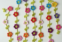 Crochet Garlands / by Belinda O'Toole