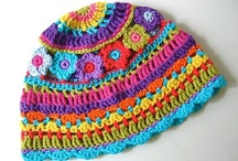 Crochet Hats / by Belinda O'Toole