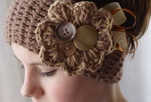 Crochet Headbands / by Belinda O'Toole