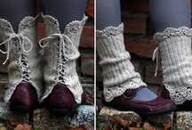 Crochet Clothing / by Belinda O'Toole