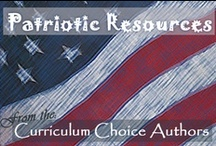 Patriotic Resources / by Curriculum Choice