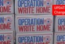 {Cards} Operation Write Home / by Becky Prusse