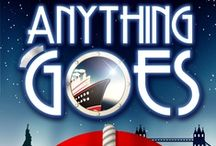 Anything Goes / ASD High School Performance- Costume Research / by Jeanne Shaheen