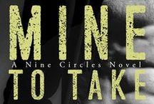 Mine to Take (Nine Circles #1) / by Jackie Ashenden