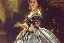 1860's-1910's / Hoopskirts! Bustles! S-corsets! / by Grace Costello