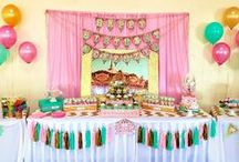 Bellas Circus 4th Birthday party?? / by Stephanie Constance