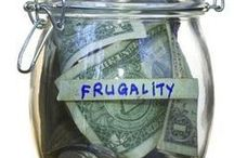 Frugal living & Savings / by Gramma Zimmer