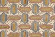 Fabric& Wallpaper / by Luisa S. Borja